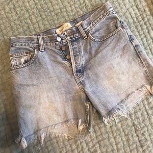 Vintage Gap Cutoff Denim Shorts